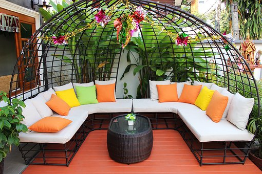 градинска мебел